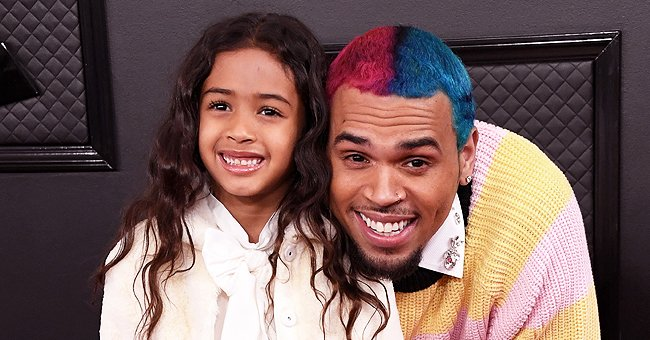 Chris Brown's Mom Joyce Hawkins Shares a Funny Video of Granddaughter Royalty's Monologue