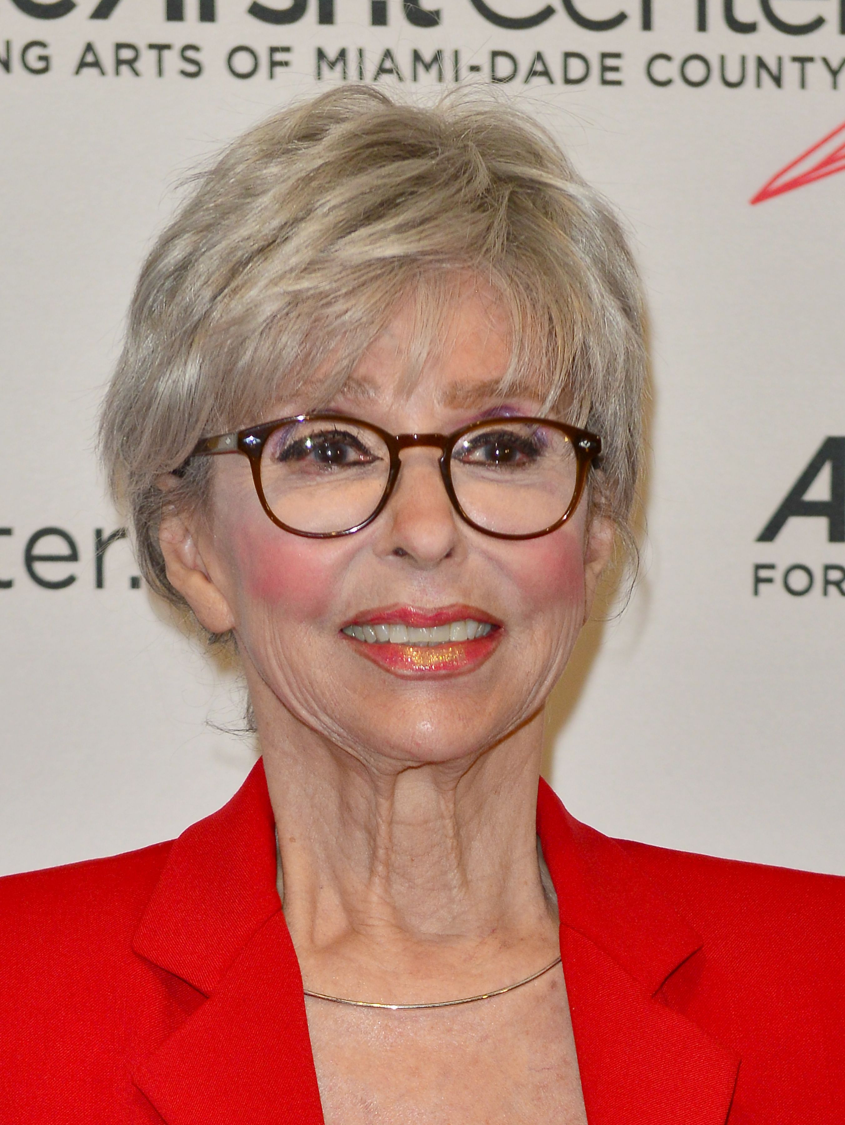 Rita Moreno attends the 11th Season Gala Concert at The Adrienne Arsht Center for the Performing Arts - Knight Concert Hall on March 30, 2017 in Florida.   Photo: Getty Images