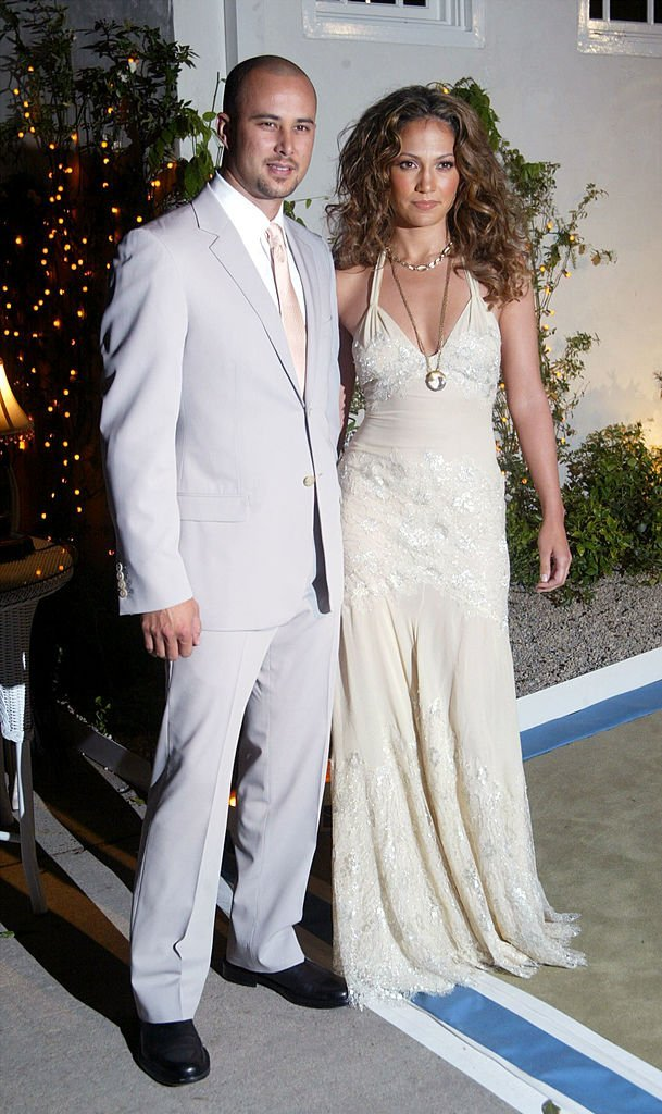 Jennifer Lopez and her husband, dancer Cris Judd attend the grand opening of her new restaurant, Madre's | Getty Images