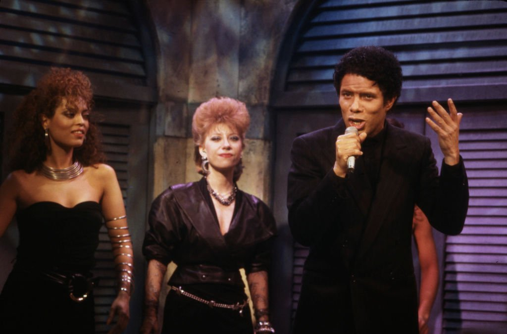 Gregory Abbott performing on Walt Disney Television circa 1987. | Photo: Getty images