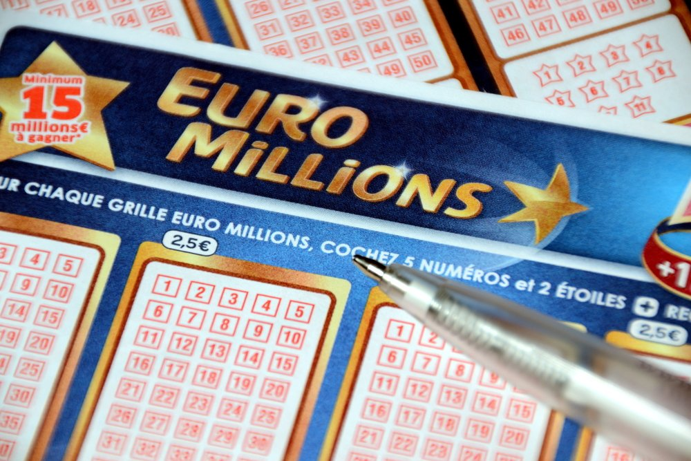 Une grille Euro millions | Source : Getty Images