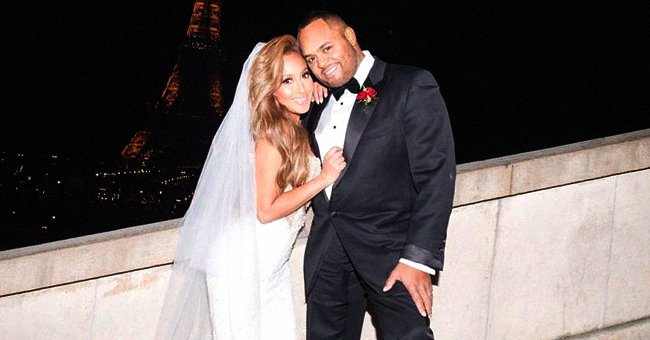 Adrienne Bailon & Israel Houghton Reflect on Wedding Day as They Celebrate 4th Anniversary