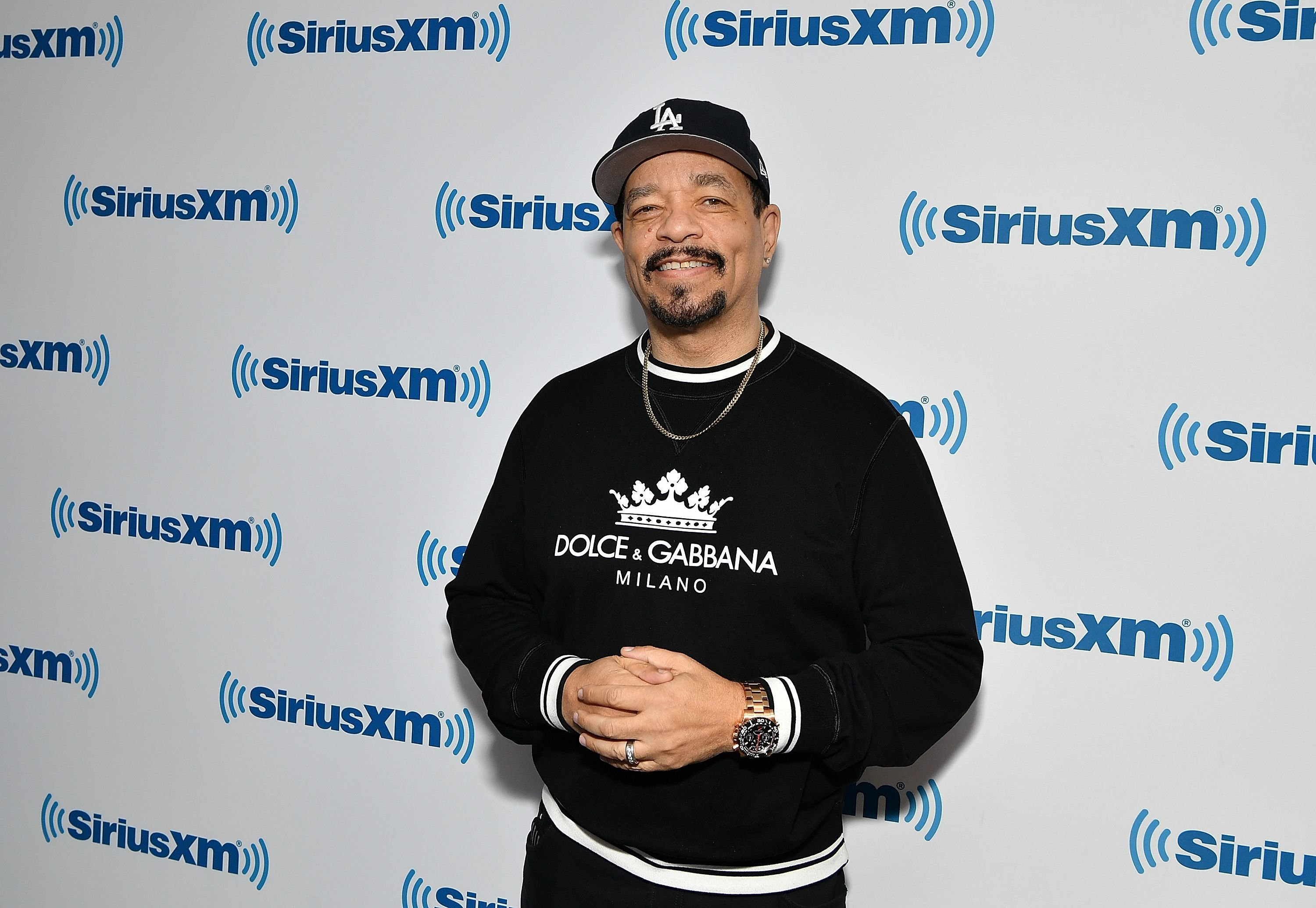 Rapper Ice-T at SiriusXM Studios on November 14, 2018   Photo: Getty Images
