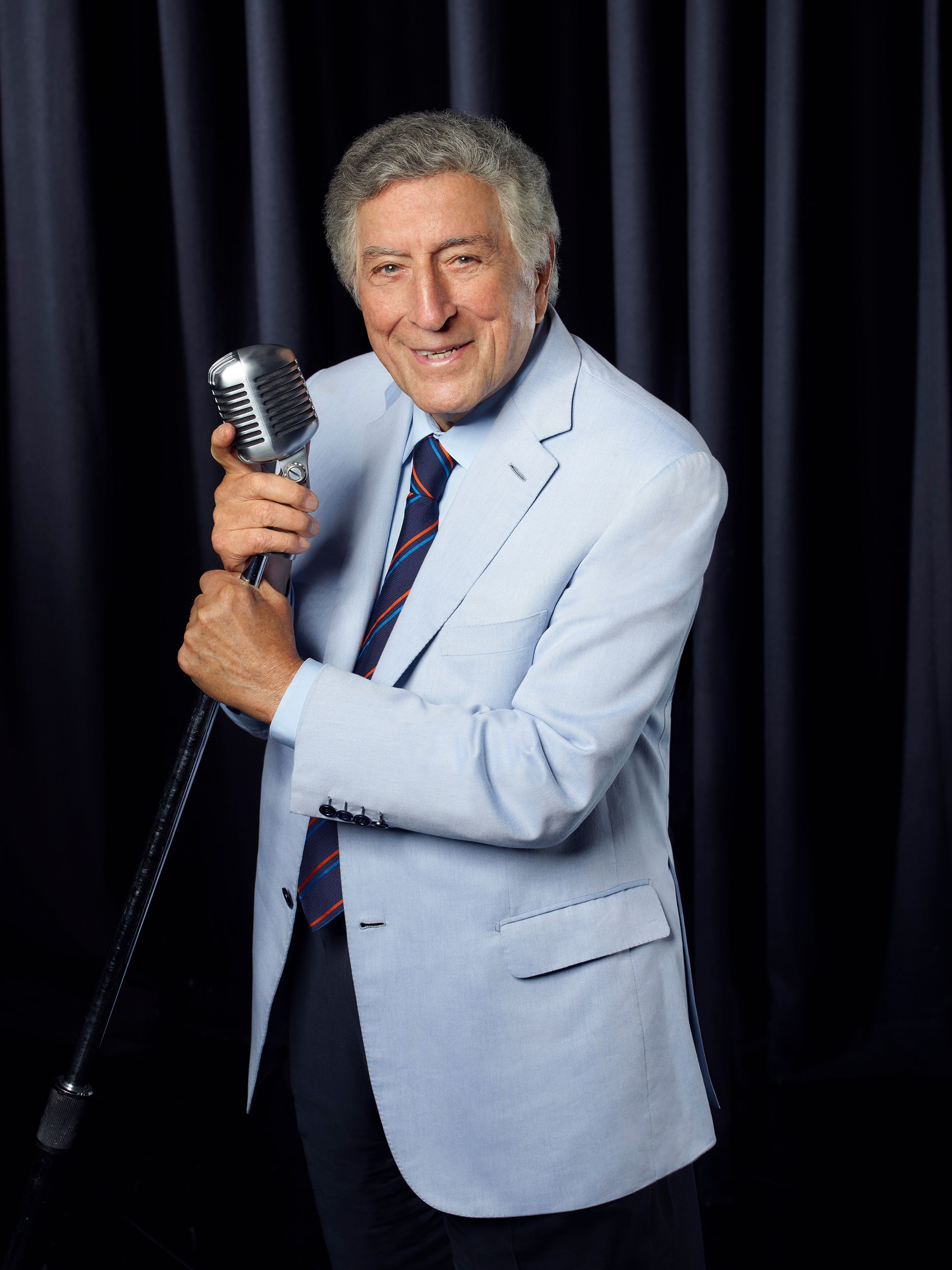 Singer Tony Bennett at NBC Universal in 2016 | Source: Getty Images