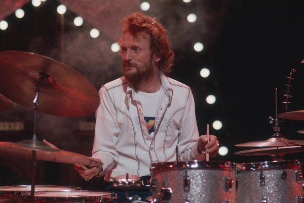 Ginger Baker, a member of Blind Faith, Cream and Hawkwind amongst others, circa 1975   Source: Getty Images/Global Images Ukraine