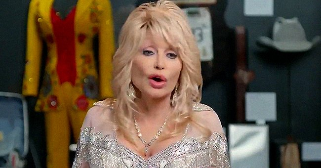 Dolly Parton Shares Touching Video Showing Support for Tennessee Tornado Victims