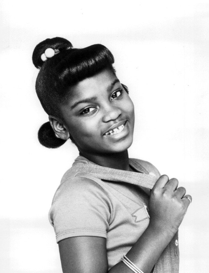 "Photo of Danielle Spencer as Dee Thomas from the television program ""What's Happening!!"" 