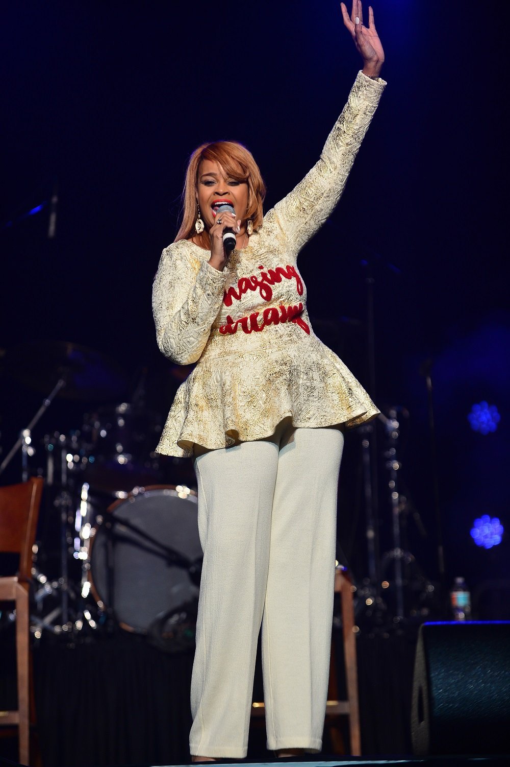 Karen Clark Sheard on May 14, 2017 in Coral Gables, Florida | Photo: Getty Images