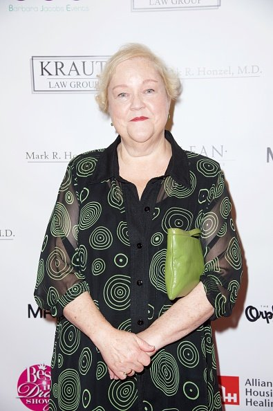 Kathy Kinney at Orpheum Theatre on October 4, 2015 in Los Angeles, California. | Photo: Getty Images