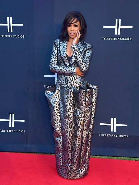 Michelle Williams at Tyler Perry Studios Grand Opening Gala - Arrivals in Atlanta, Georgia.| Photo: Getty Images.