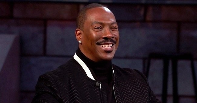 Eddie Murphy's Daughter Zola Flaunts Her Nose Piercing & Long Hair in Snaps Her Family Shared