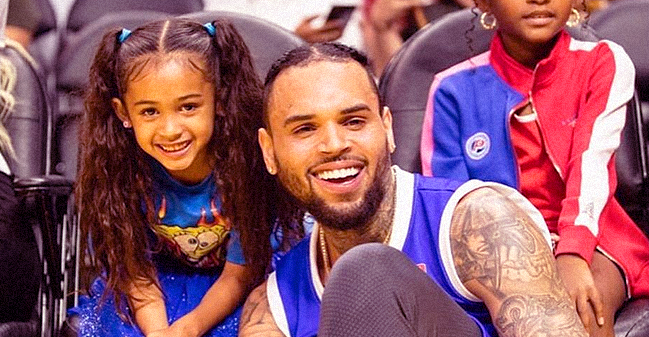 Chris Brown's Daughter Royalty Is Such a Boss Flaunting Her Pink Mini Bentley in Recent Pic