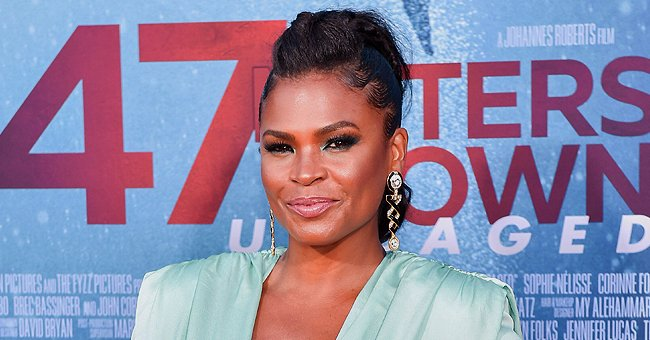 Nia Long of 'Best Man' Fame Shows Love for Her Look-Alike Mom in New Photo Weeks after Her Father's Death