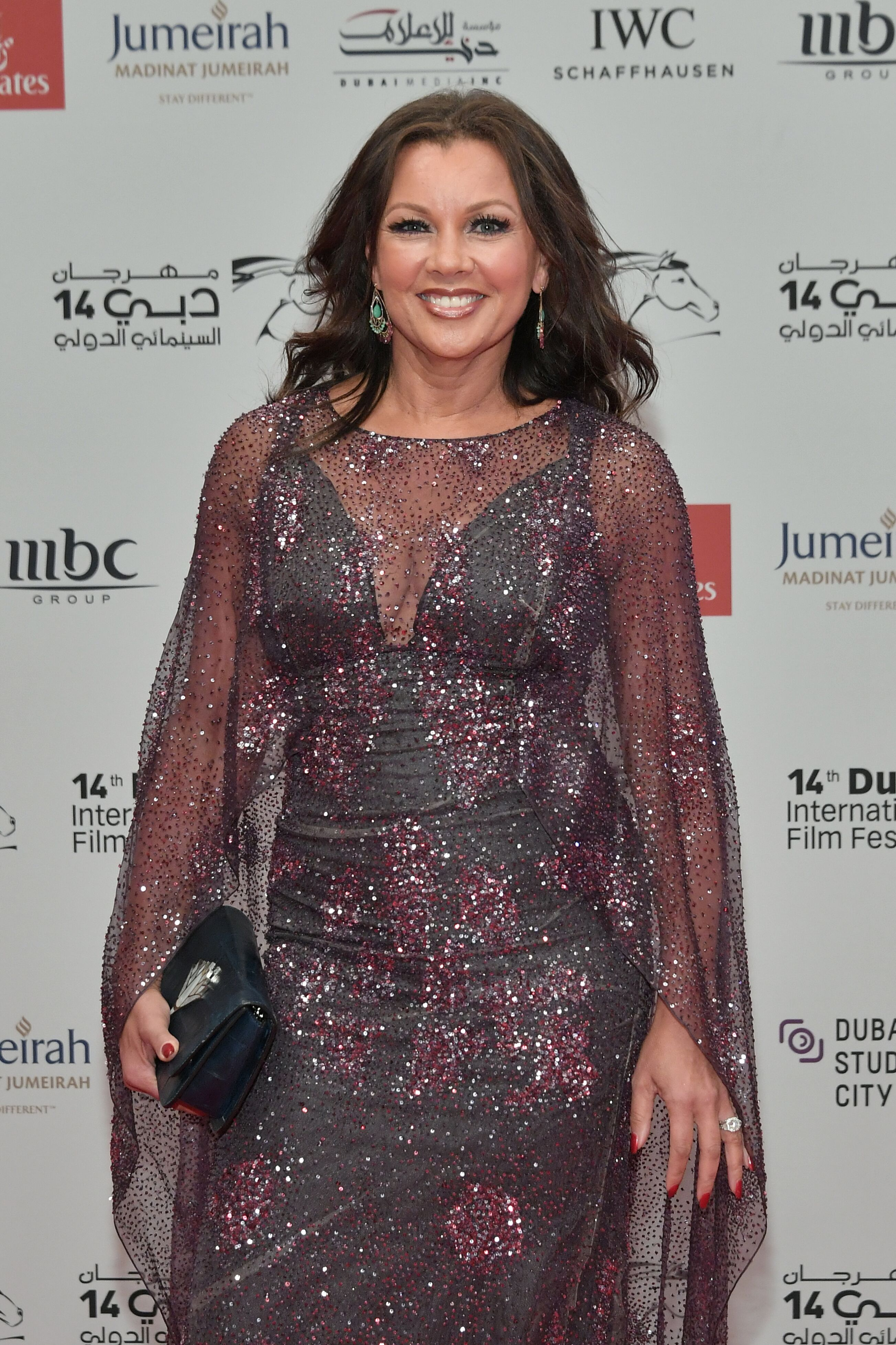 Vanessa Williams attends the Opening Night Gala of the 14th annual Dubai International Film Festival held at the Madinat Jumeriah Complex on December 6, 2017 | Photo: Getty Images