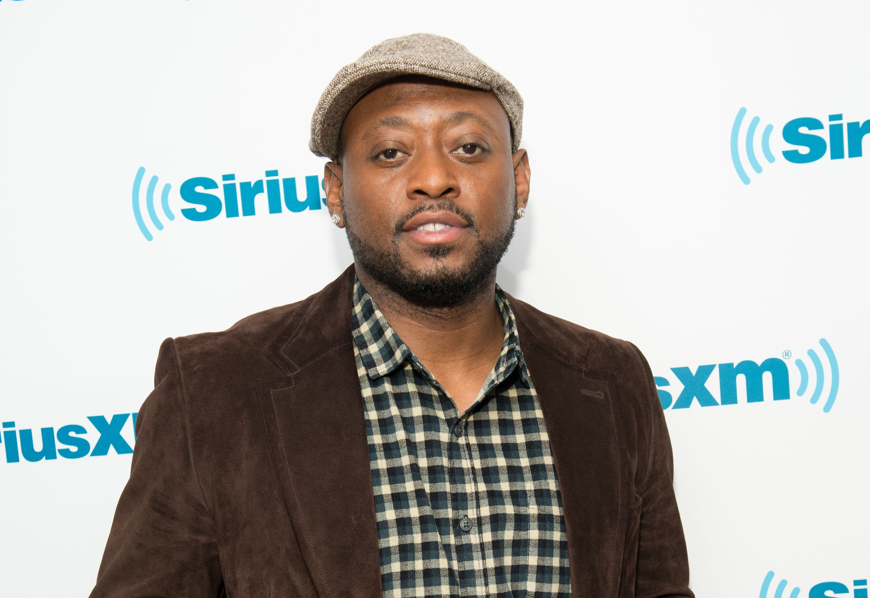 Omar Epps at the SiriusXM Studio on October 31, 2016. | Photo: Getty Images