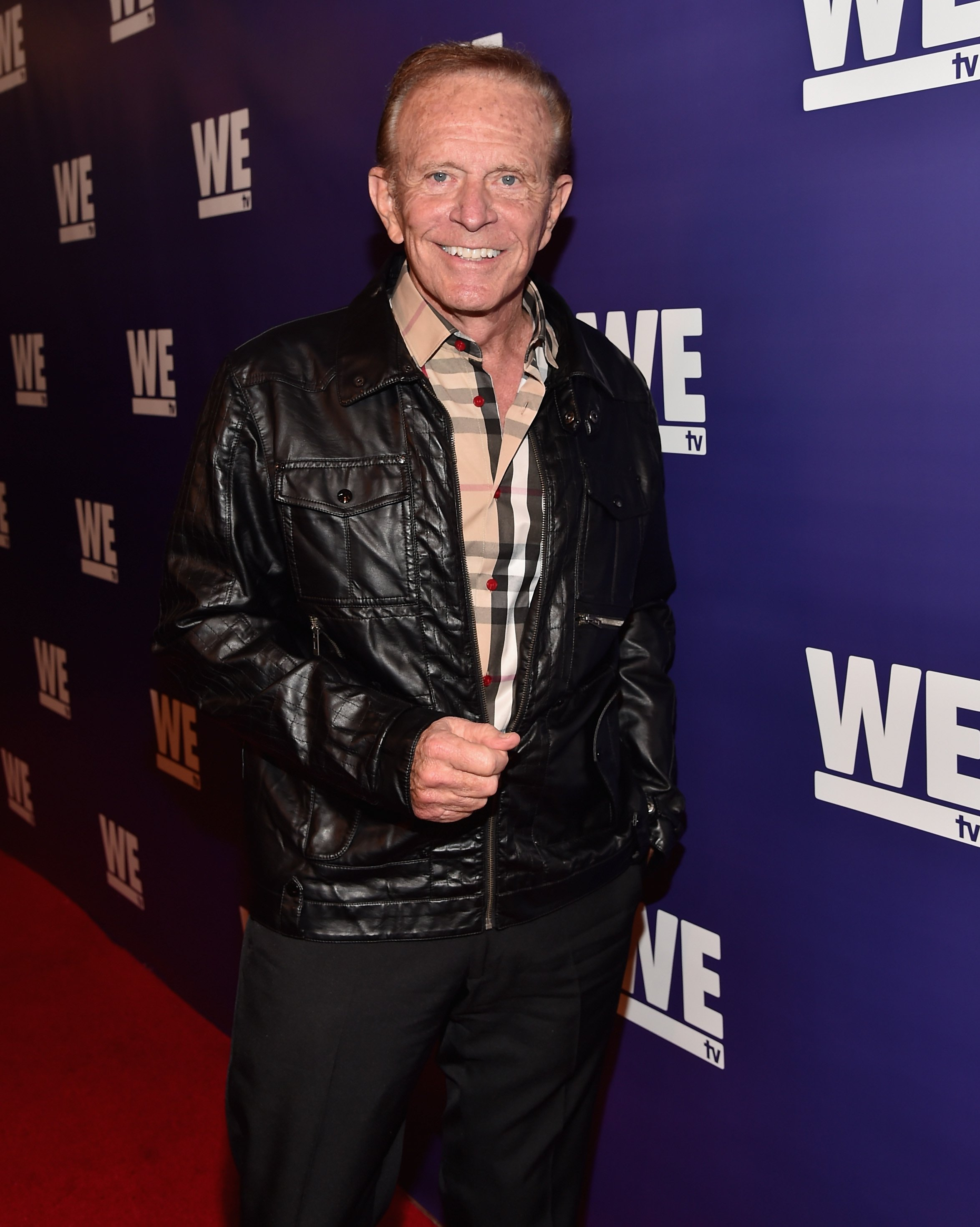 """Bob Eubanks attends the WE tv presents """"The Evolution of The Relationship Reality Show"""" on March 19, 2015 