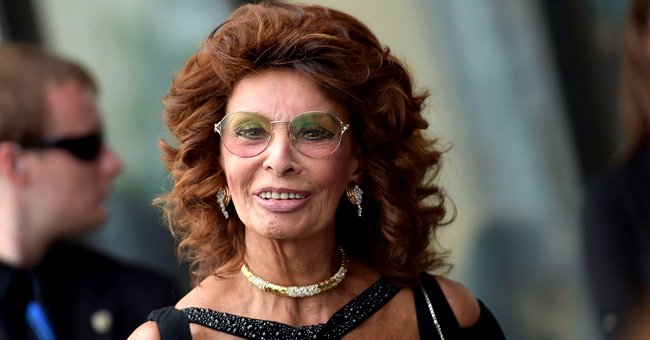 'The Life Ahead' Star Sophia Loren Reveals What Keeps Her Young & Why She Doesn't Feel 86