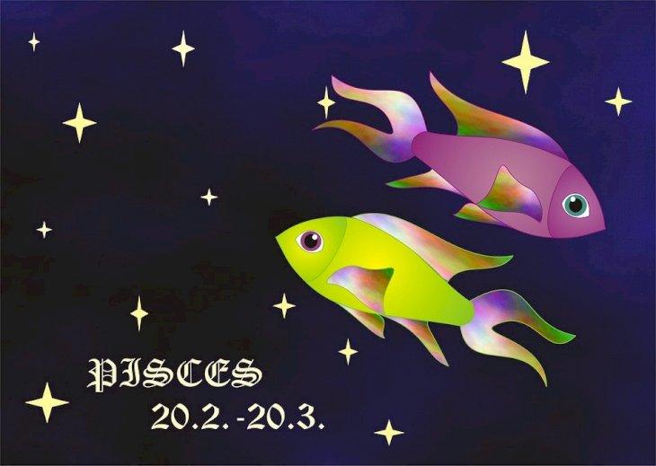 Signo de Piscis / Imagen tomada de: Maxpixel