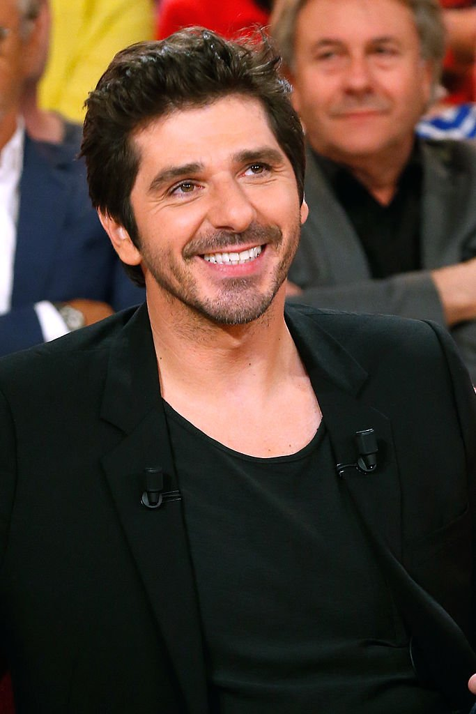 Patrick Fiori souriant. | Photo : Getty Images
