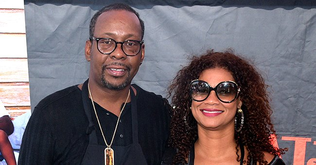 Photo of Bobby Brown and Alicia Etheredge   Photo: Getty Images
