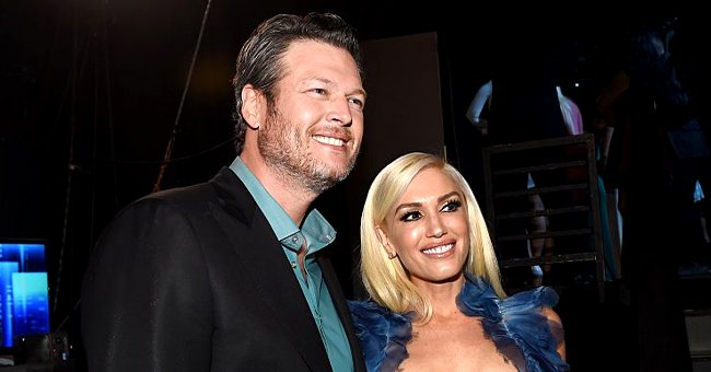 'The Voice' Judges Blake Shelton & Gwen Stefani Enjoy 1st Thanksgiving as an Engaged Couple
