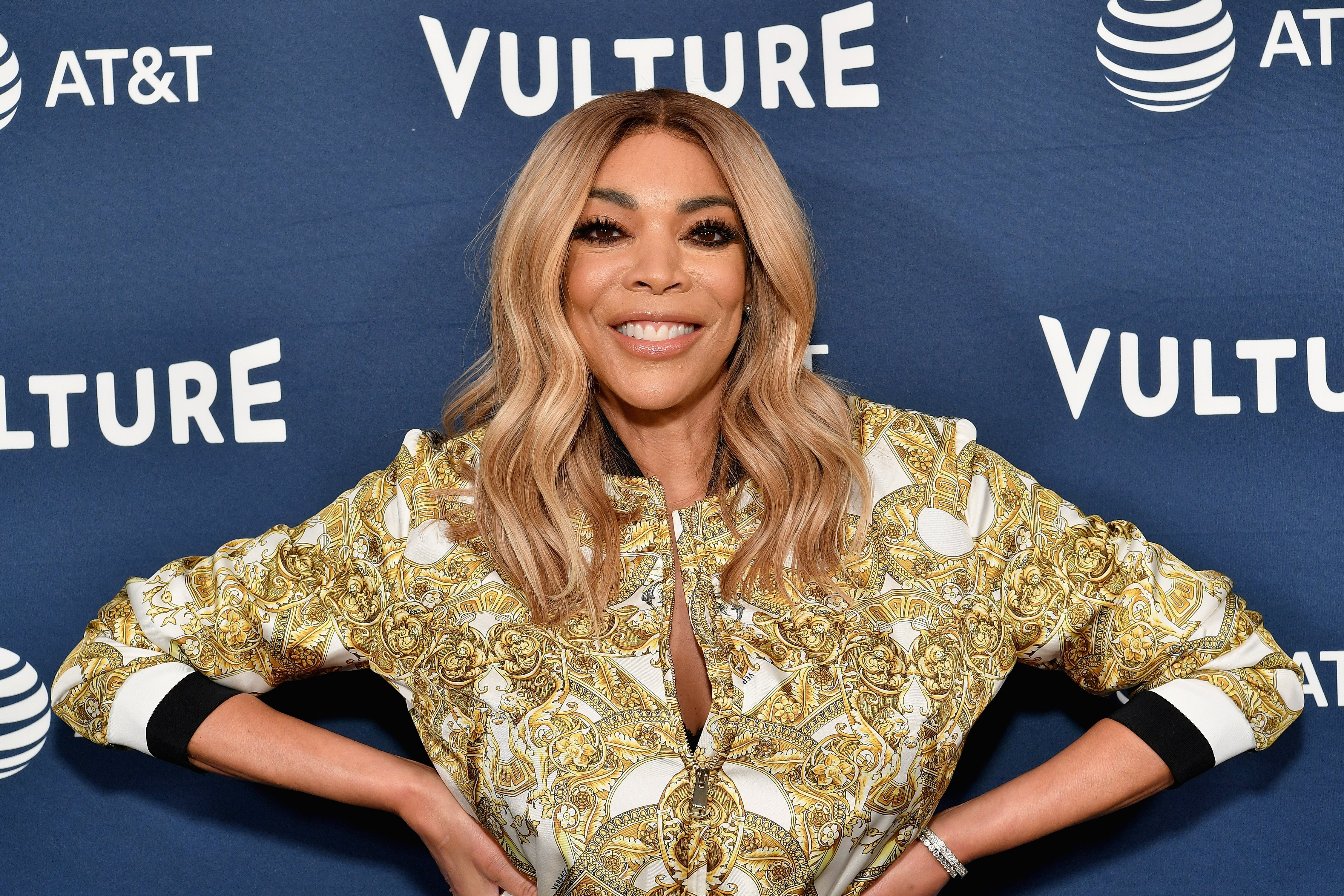 La présentatrice Wendy Williams. l Source : Getty Images