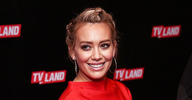 Hilary Duff at the Viacom Kids and Family Group's 2016 TV Land & CMT Upfront on March 3, 2016, in New York City.   Photo: Getty Images