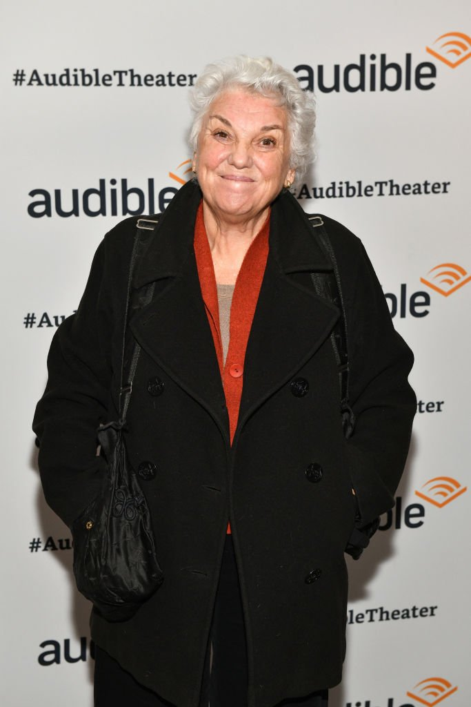 """Tyne Dalt at """"The Half-Life of Marie Curie"""" hosted by Audible on November 19, 2019 in New York City   Photo: Getty Images"""