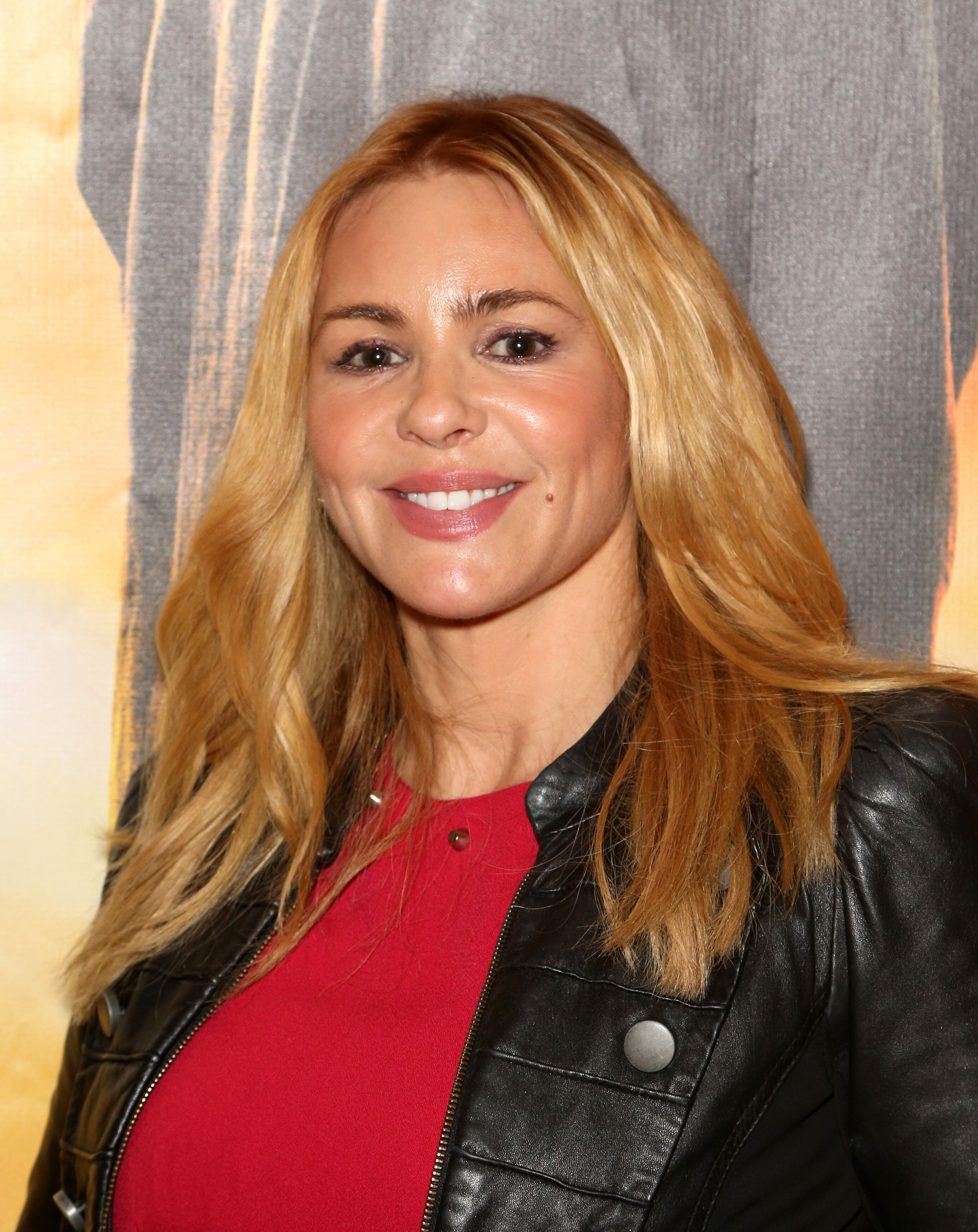 Olivia d'Abo at the 18th annual Official Star Trek Convention in 2019 in Las Vegas | Source: Getty Images