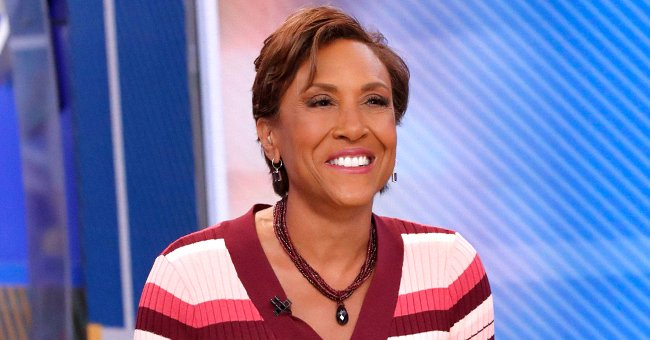 GMA's Robin Roberts Stuns as She Shares Words of Wisdom to Her Fans in a Figure-Hugging Dress