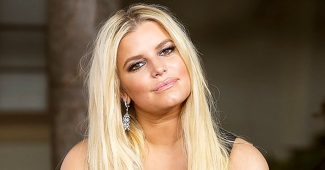 Jessica Simpson on Whether She Has Thought about Alcohol Amid the COVID-19 Pandemic