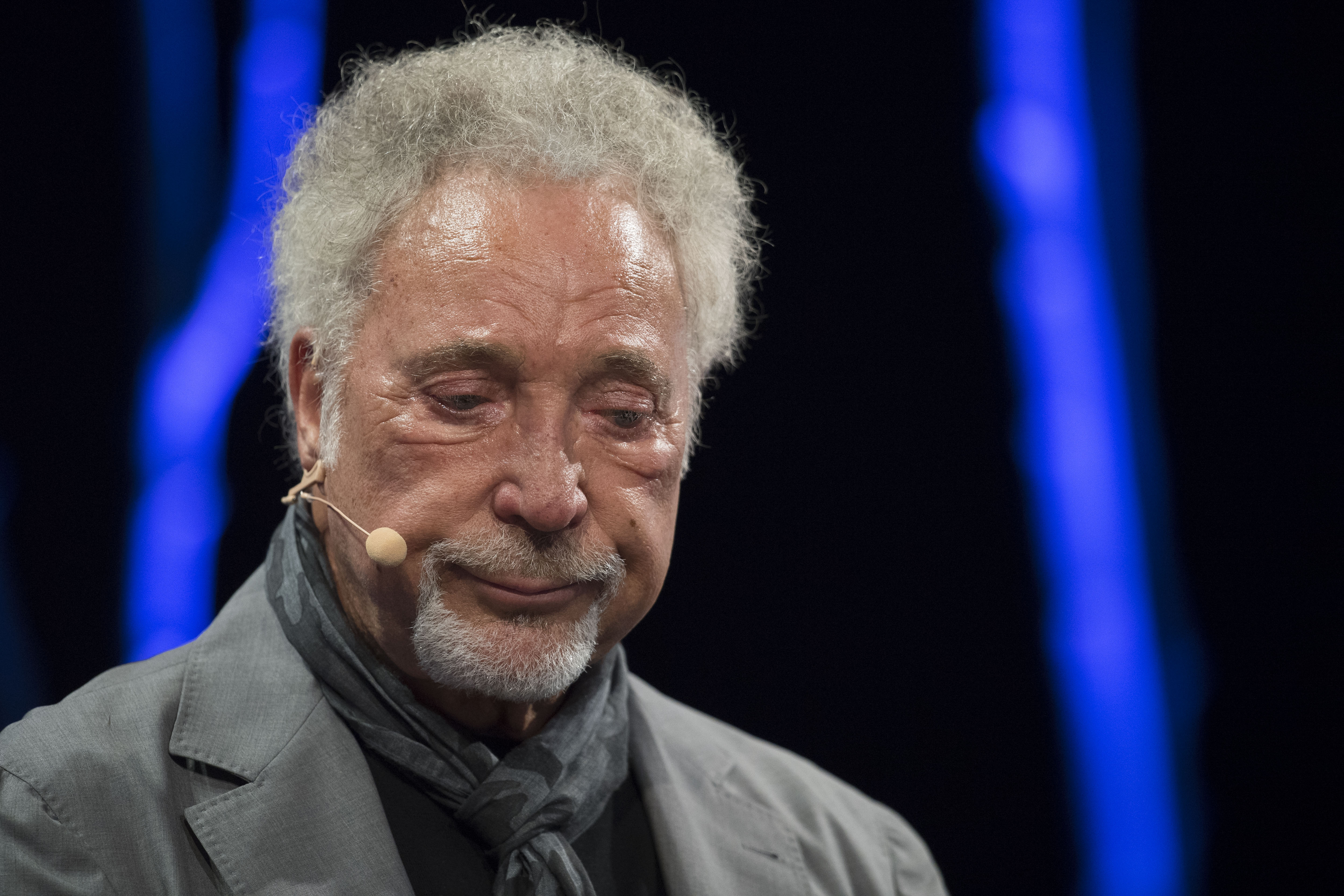 Tom Jones | Quelle: Getty Images