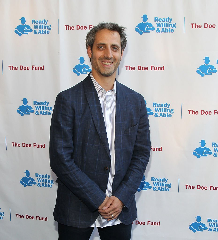 """Actor Josh Saviano attends the 2015 Doe Fund """"sweet: New York"""" event at The Bowery Hotel on May 7, 2015 in New York City. 