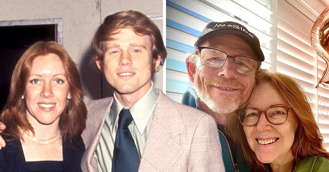 Ron Howard Posts Intimate Snap as He Celebrates 46th Anniversary with His Wife, Cheryl