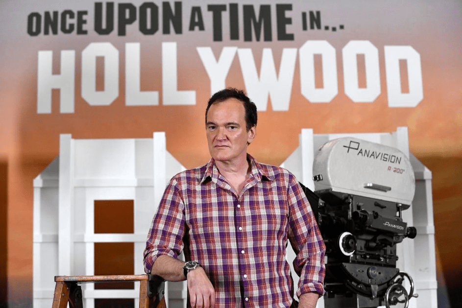 """Regisseur Quentin Tarantino beim Fotoshooting für """"Once Upon A Time In Hollywood"""" im Four Seasons Hotel Los Angeles am 11. Juli  2019. 