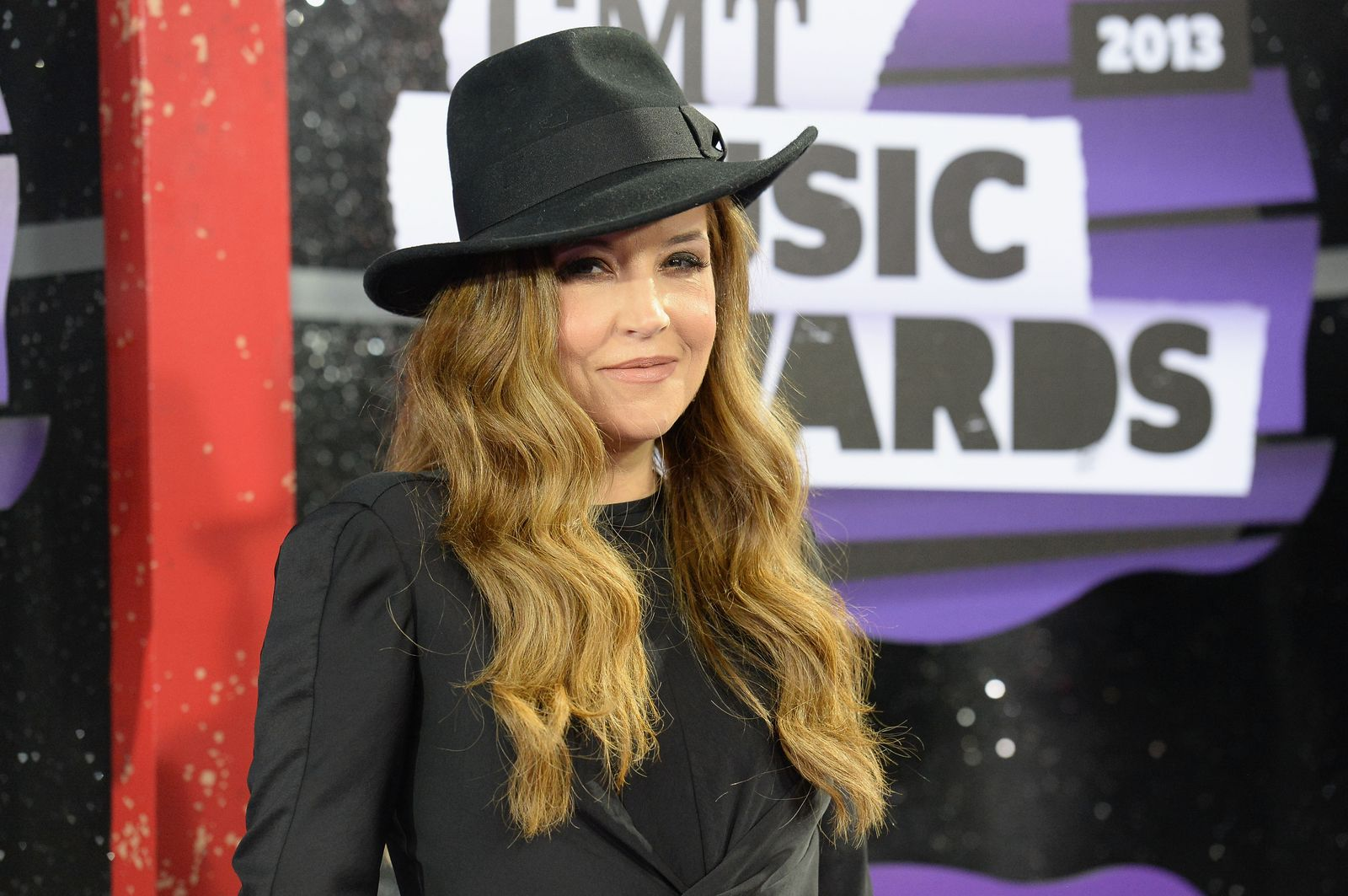Lisa Marie Presley at the CMT Music Awards at the Bridgestone Arena on June 5, 2013, in Nashville, Tennessee | Photo: Jason Merritt/Getty Images