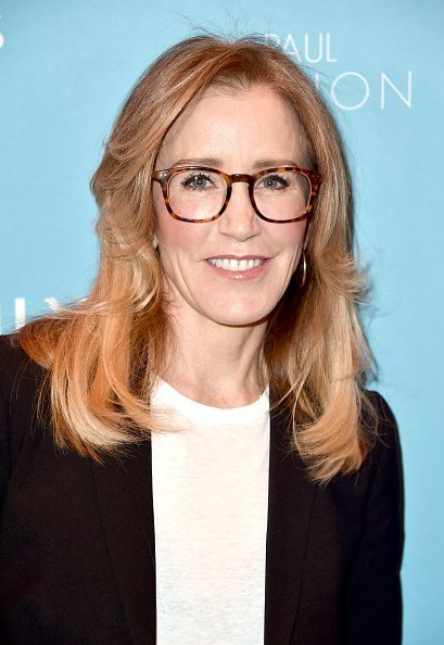 Felicity Huffman, EMILY's List 2nd Annual Pre-Oscars Event, Los Angeles, 2019 | Quelle: Getty Images