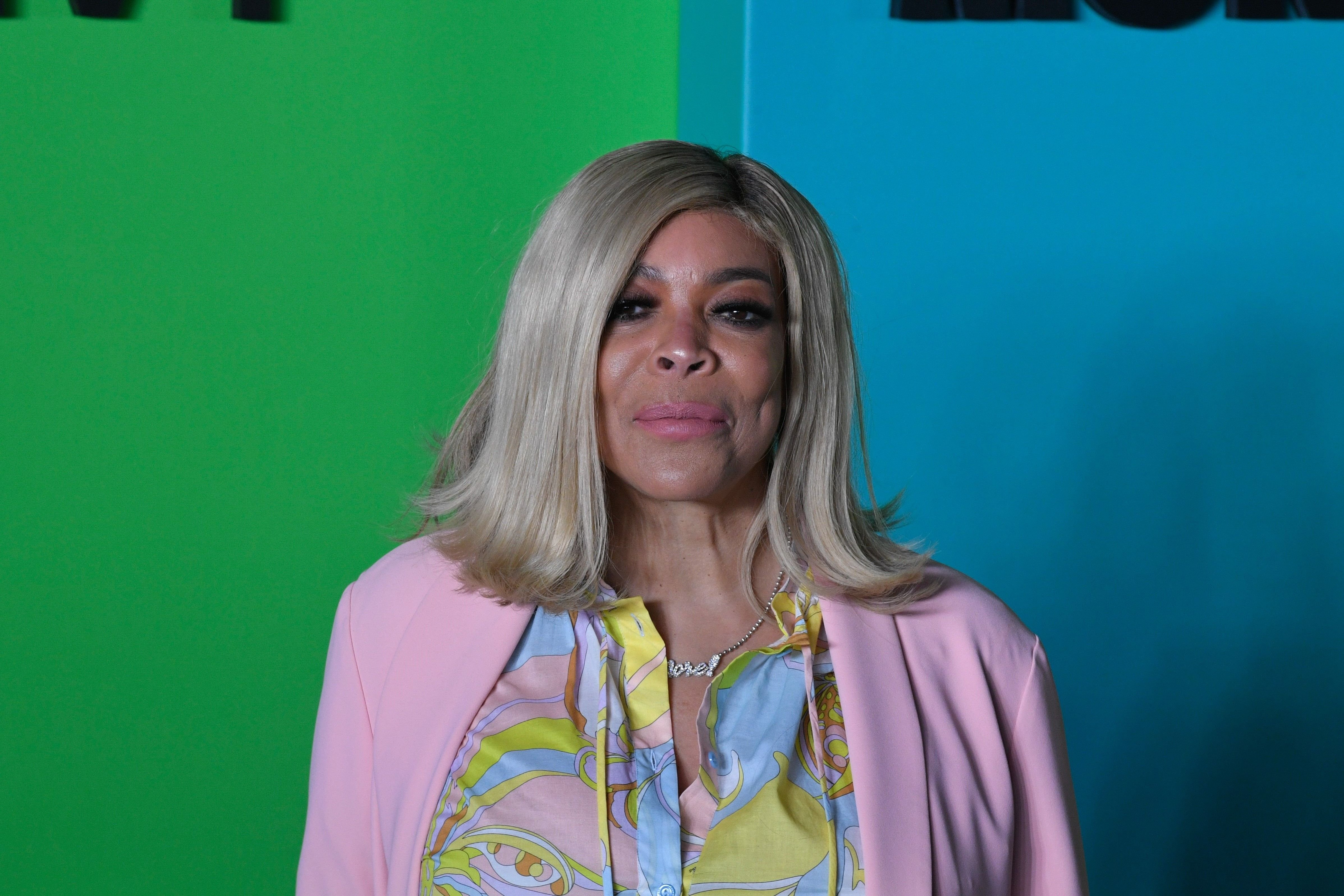 """Wendy Williams at the Apple TV+'s """"The Morning Show"""" 2019 World Premiere in New York/ Source: Getty Images"""