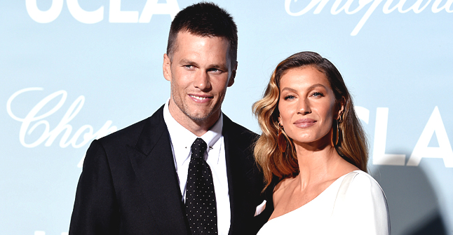 Tom Brady Praises Wife Gisele Bündchen Saying She 'Helped Him Grow' in a New Interview