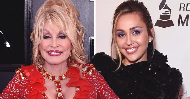 Dolly Parton Is Miley Cyrus' Godmother - Here's the Story behind Their Relationship