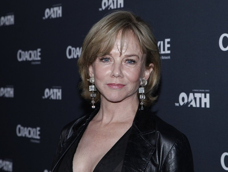 Linda Purl on March 7, 2018 in Culver City, California   Photo: Getty Images