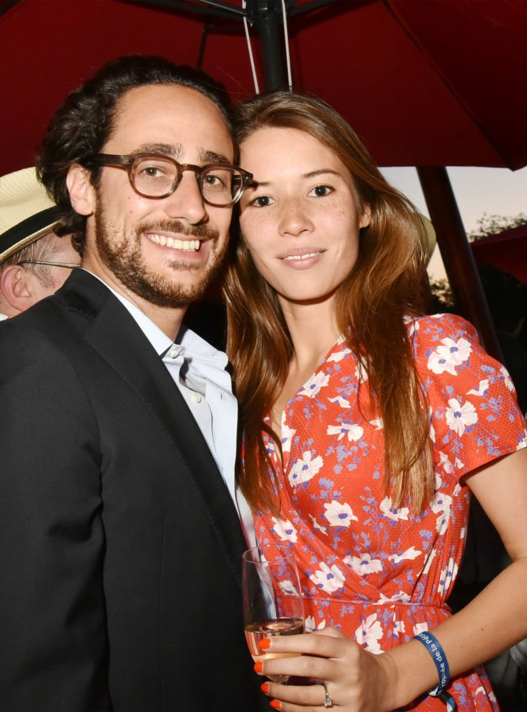 Thomas Hollande et son épouse Emilie Broussouloux . | Photo : Getty Images