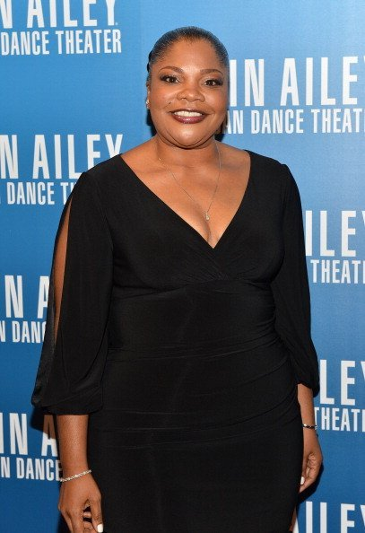 Mo'Nique at the Alvin Ailey American Dance Theater Opening Night Gala in New York City.| Photo: Getty Images.