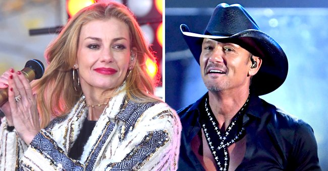 Faith Hill Shares Sweet Message to Tim McGraw in Honor of His Birthday