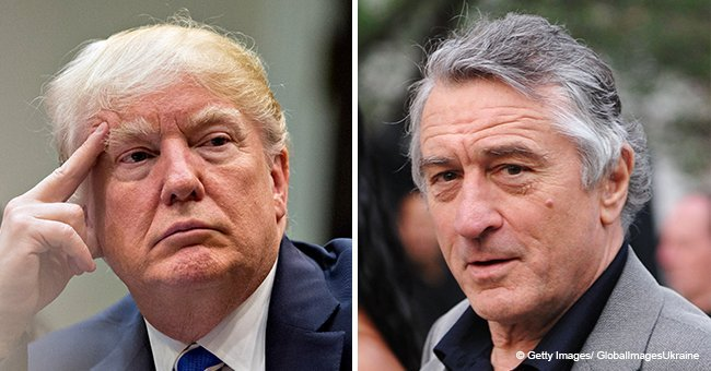 Donald Trump fires back at Robert De Niro after actor's scandalous comment