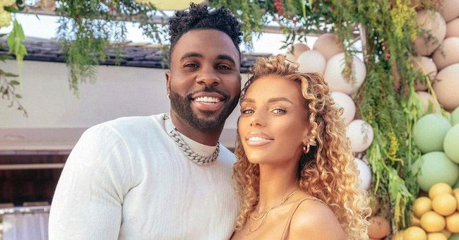 Jason Derulo and His Girlfriend Jena Frumes Welcome a Baby Boy – See the First Photos with Him