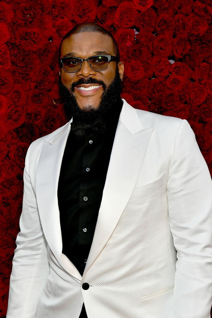 Tyler Perry at the grand opening gala of Tyler Perry Studios in Atlanta, Georgia on Oct. 5, 2019   Photo: Getty Images