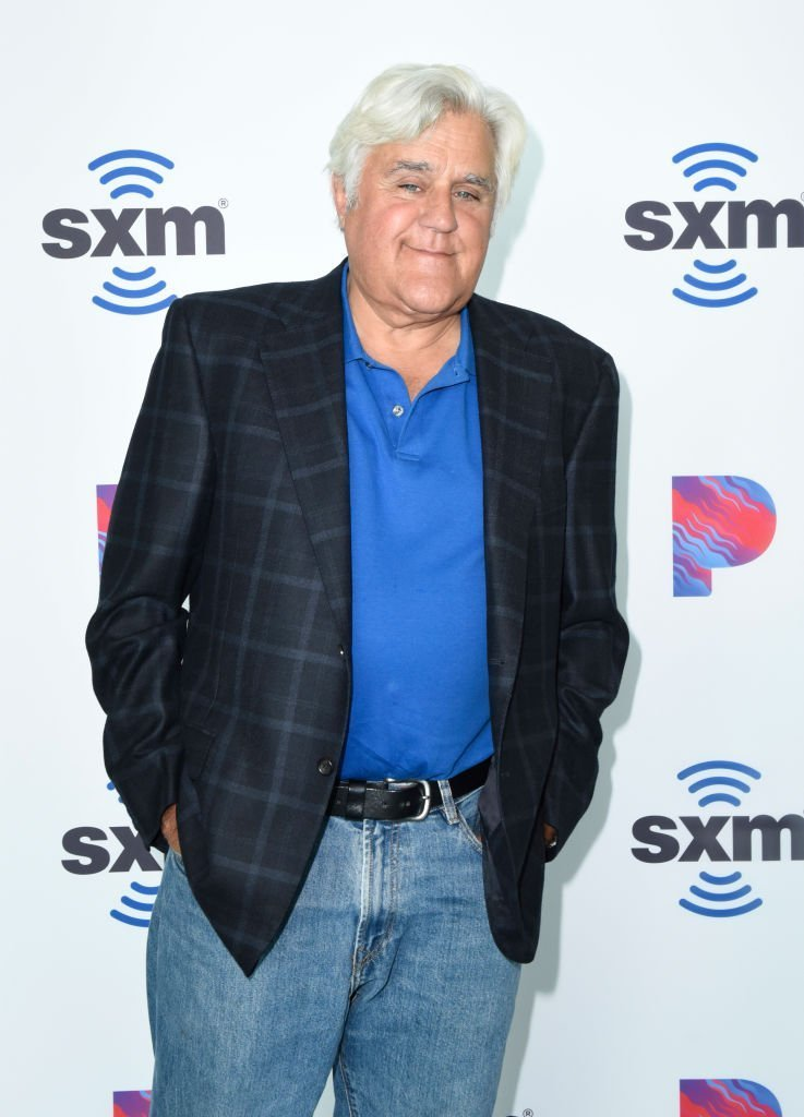 Jay Leno visit the SirusXM Studios in Los Angeles, California on October 9, 2019 | Photo: Getty Images