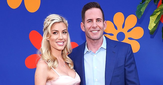 Christina Anstead's Ex Tarek El Moussa & Girlfriend Heather Move into Their New House with His Kids