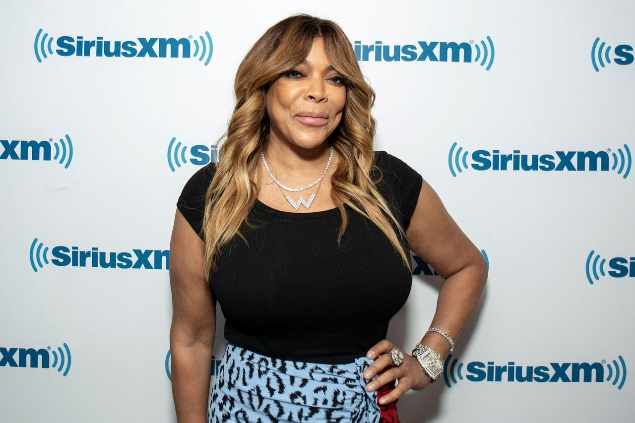Wendy Williams at SiriusXM Studios on August 06, 2019 in New York City. | Source: Getty Images